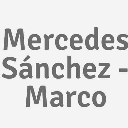 Mercedes Sánchez - Marco