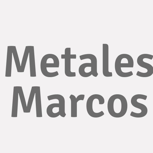 Metales Marcos