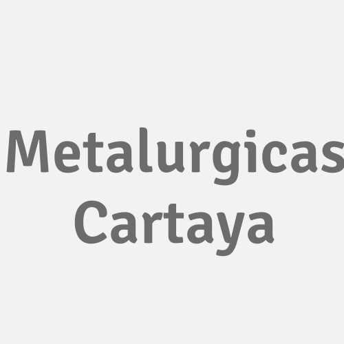 Metalurgicas Cartaya