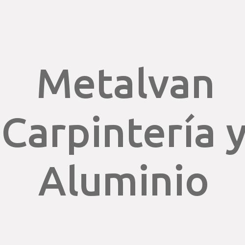 Metalvan Carpintería y Aluminio