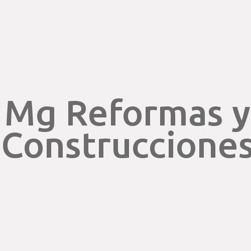 Mg Reformas Y Construcciones