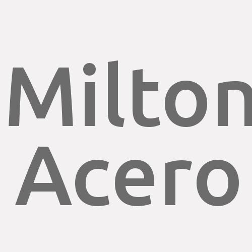 Milton Acero