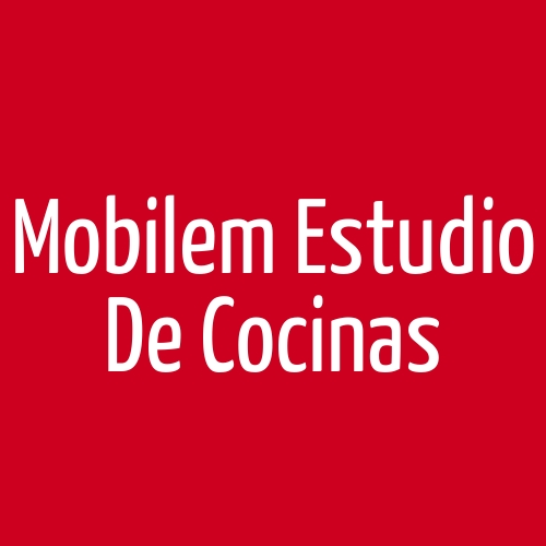 Mobilem Estudio de Cocinas