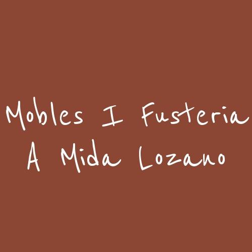 Mobles i fusteria a mida Lozano