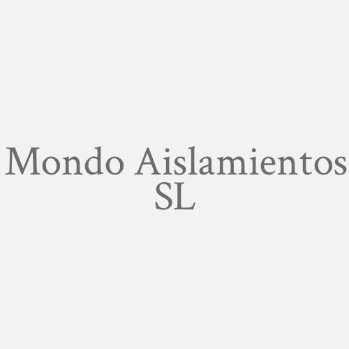 Mondo Aislamientos SL