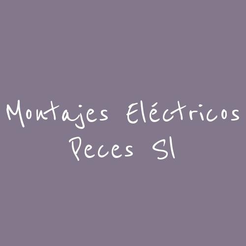Montajes Eléctricos Peces SL