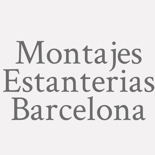 Montajes Estanterias Barcelona