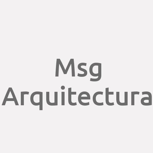 Msg Arquitectura