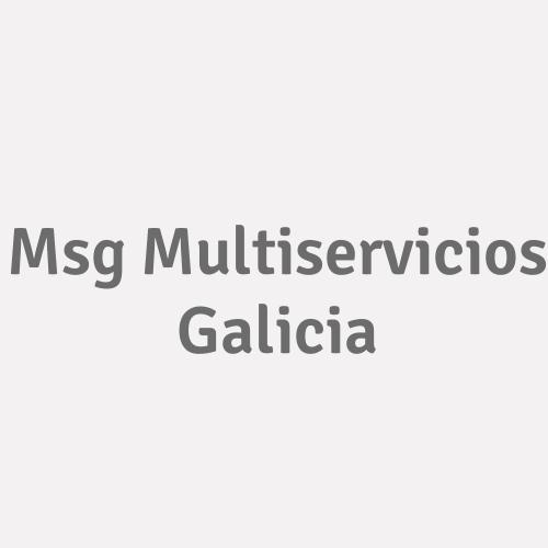 Msg Multiservicios Galicia