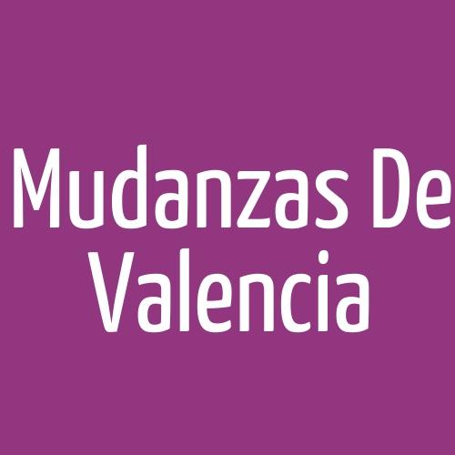 Mudanzas De Valencia