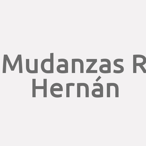Mudanzas R Hernán