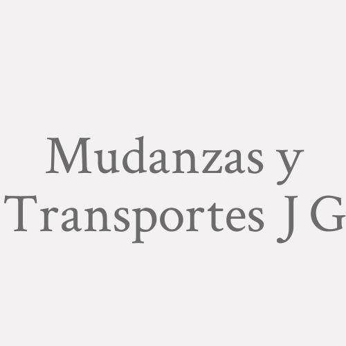 Mudanzas Y Transportes  J . G