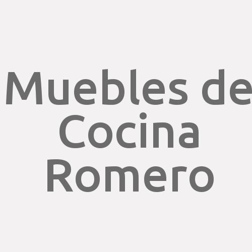 Muebles De Cocina Romero