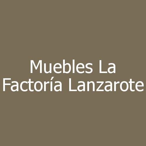 Muebles La Factoría Lanzarote