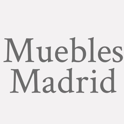 Muebles Madrid