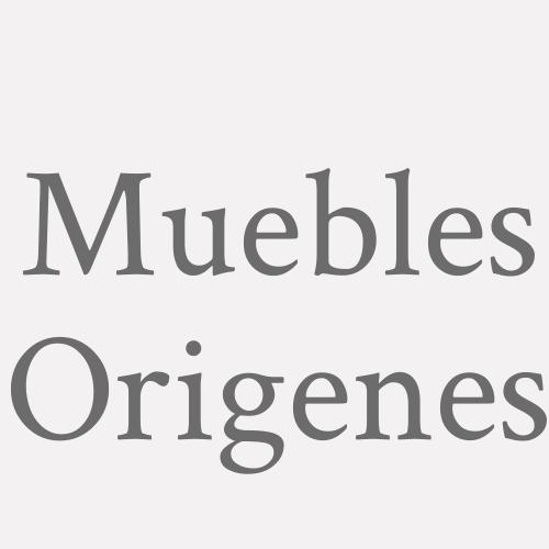 Muebles Origenes