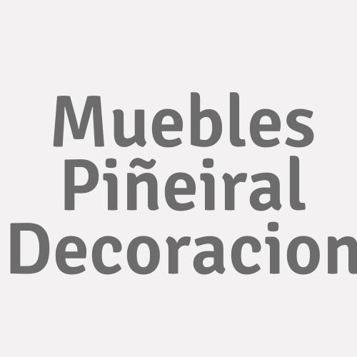 Muebles Piñeiral Decoracion