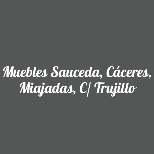 Muebles Sauceda, Cáceres, Miajadas, C/ Trujillo