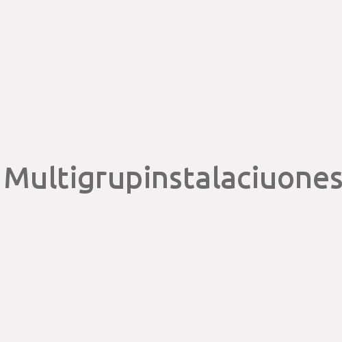 Multigrupinstalaciuones