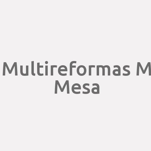 Multireformas M. Mesa