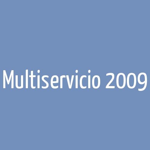 MULTISERVICIO 2009