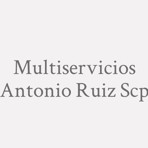 Multiservicios Antonio Ruiz S.c.p