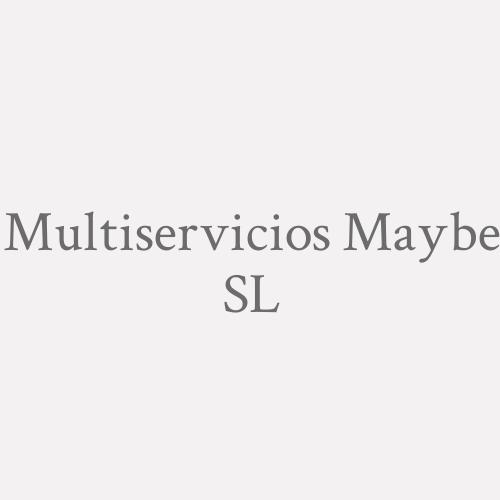 Multiservicios Maybe S.l.