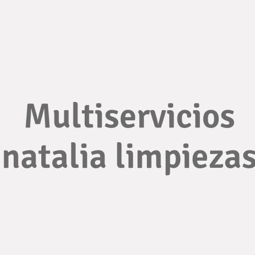Multiservicios Natalia Limpiezas