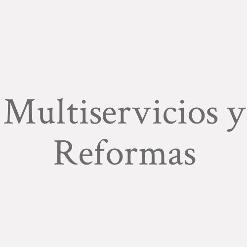 Multiservicios Y Reformas