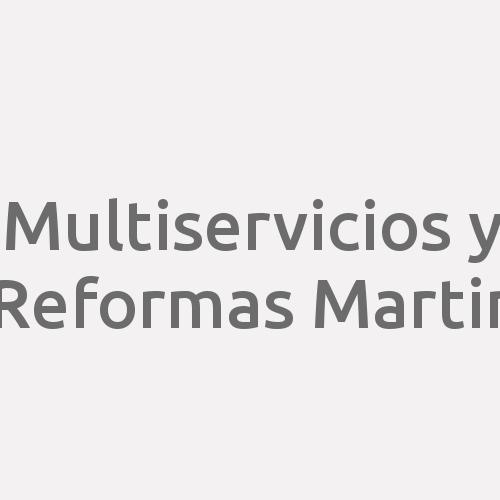 Multiservicios Y Reformas Martin