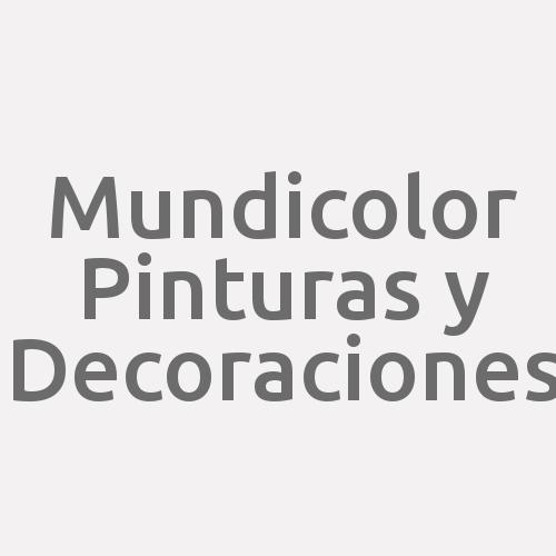 Mundicolor Pinturas Y Decoraciones