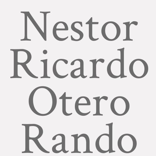 Nestor Ricardo Otero Rando
