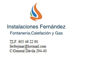 Instalaciones Fernández