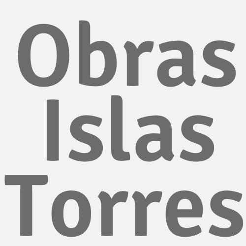 Obras Islas Torres