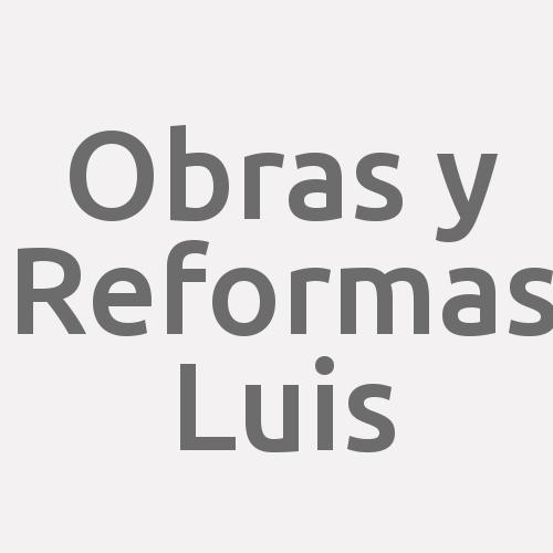Obras Y Reformas Luis