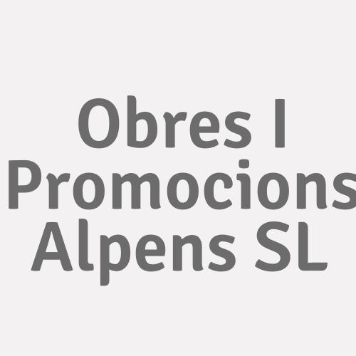 Obres I Promocions Alpens S.l.