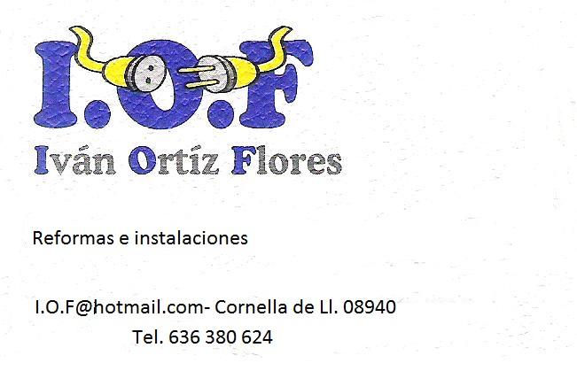 I.O.F Instalaciones y reparaciones