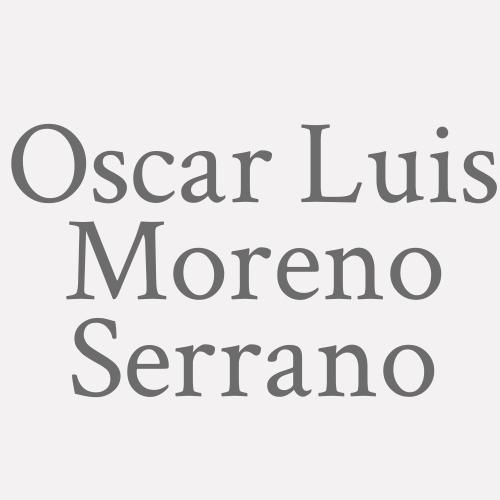 Oscar Luis Moreno Serrano