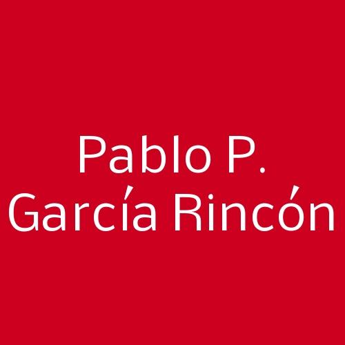Pablo P. García Rincón