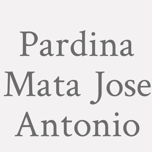 Pardina Mata Jose Antonio