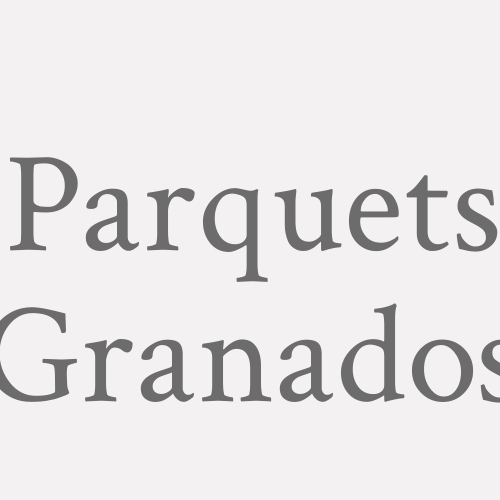 Parquets Granados