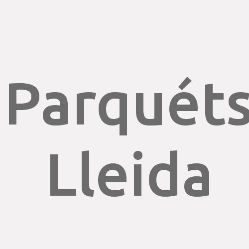 Parquéts Lleida