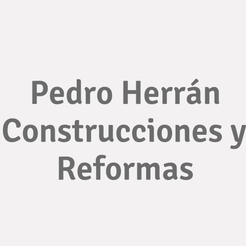 Pedro Herrán Construcciones y Reformas