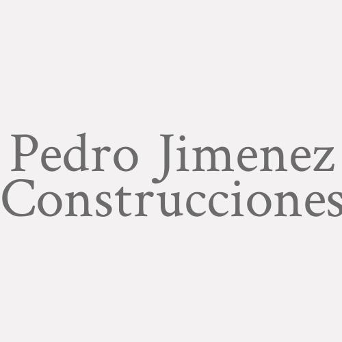 Pedro Jiménez Construcciones y Reformas