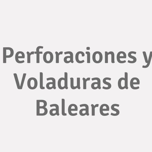 Perforaciones y Voladuras de Baleares