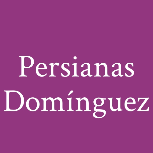 Persianas Domínguez