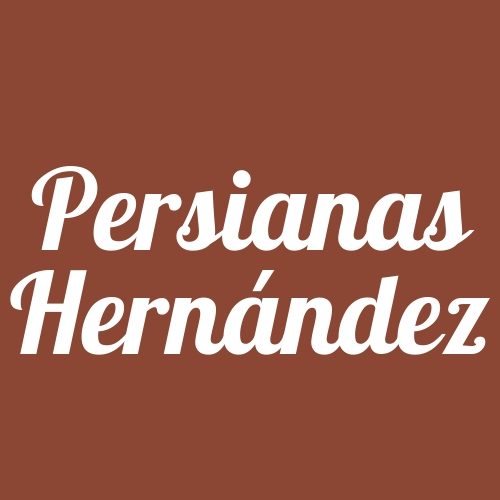 Persianas Hernández