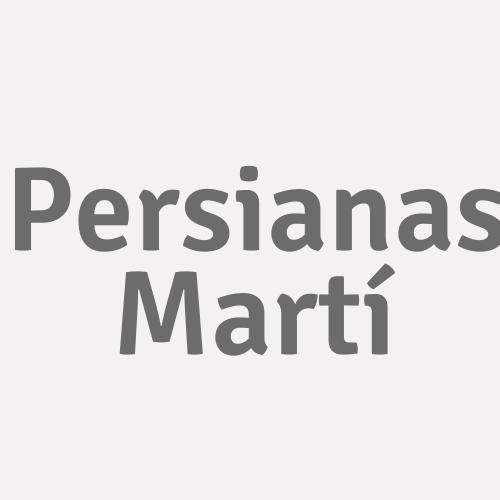 Persianas Martí