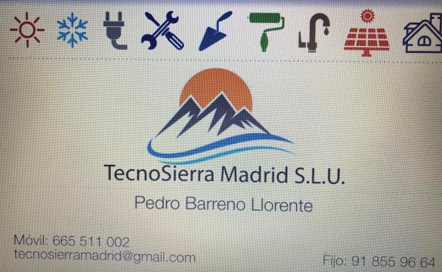Tecnosierra Madrid Slu