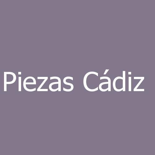 Piezas Cádiz